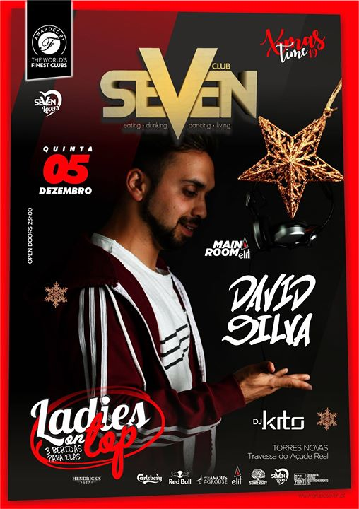 Dj David Silva   Ladies on Top