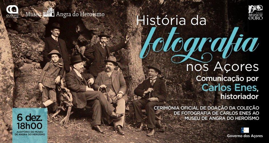 História da Fotografia nos Açores