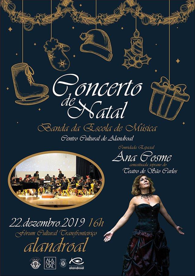 Concerto de Natal - Banda da Escola de Música do C. C. Alandroal
