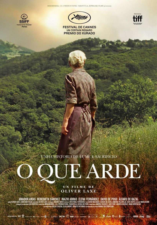 """Cine Filmoteca: """"O que arde"""""""
