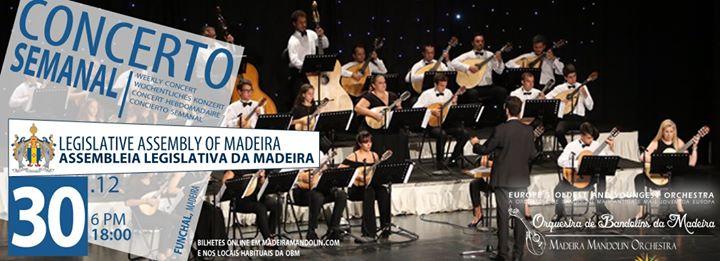 DATA EXTRA - Concerto Semanal OBM | 30.12.2019