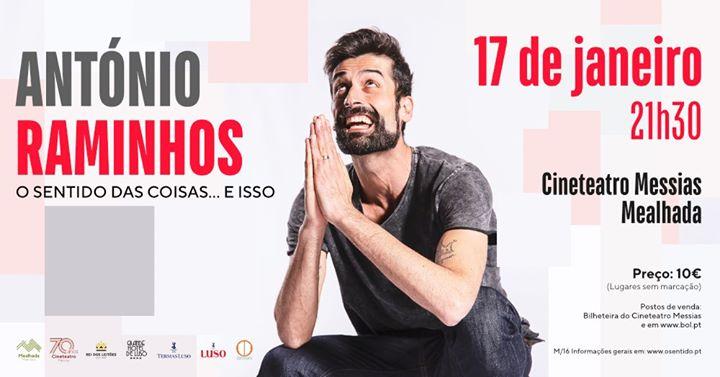 António Raminhos - Stand-up