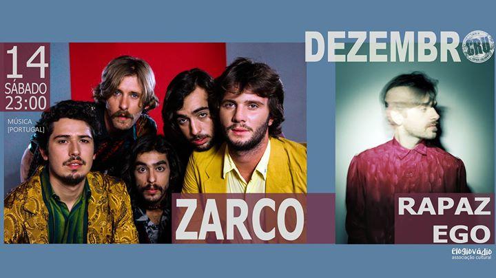 Zarco + Rapaz Ego