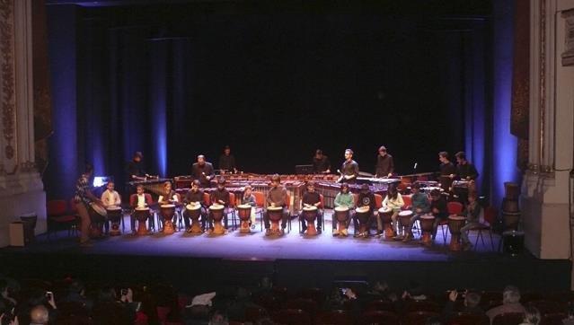 II Festival Internacional De Percussão De ÉVORA