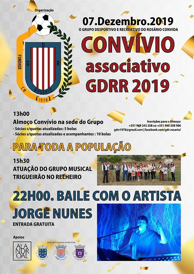 Convívio Associativo GDRR 2019