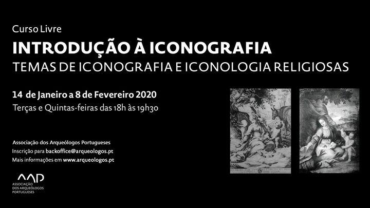 Curso Livre: Introdução à Iconografia