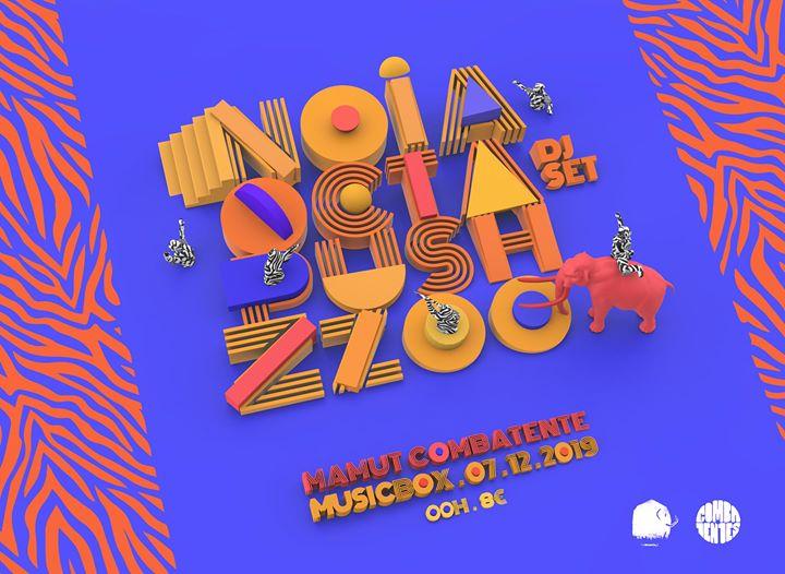 Mamut Combatente ft. NOIA, Octa Push (dj set) e Zzoo