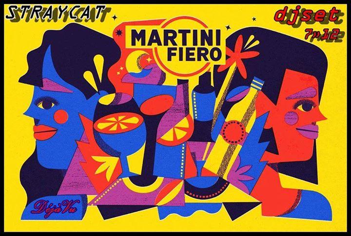 Martini Fiero Party