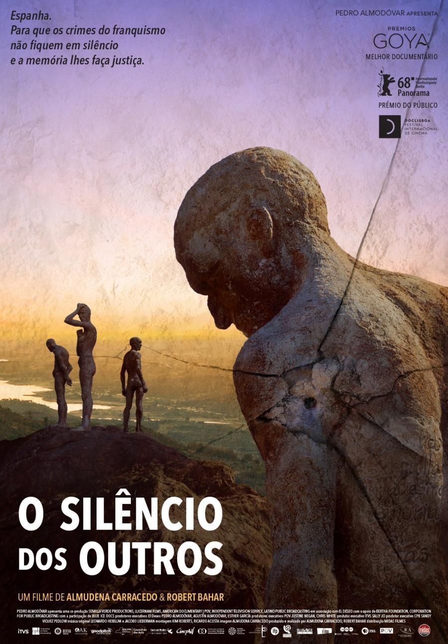 CINECLUBE CCC | 'O SILÊNCIO DOS OUTROS'
