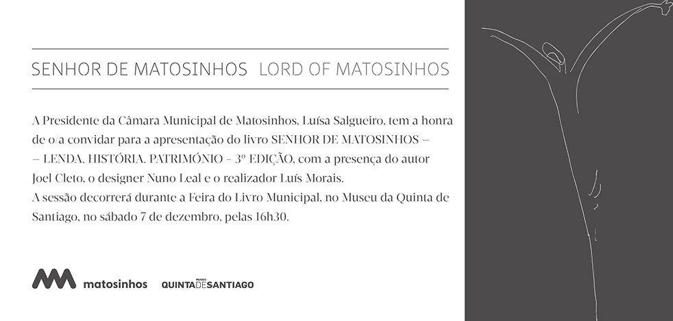 Senhor de Matosinhos - Lenda. História. Património