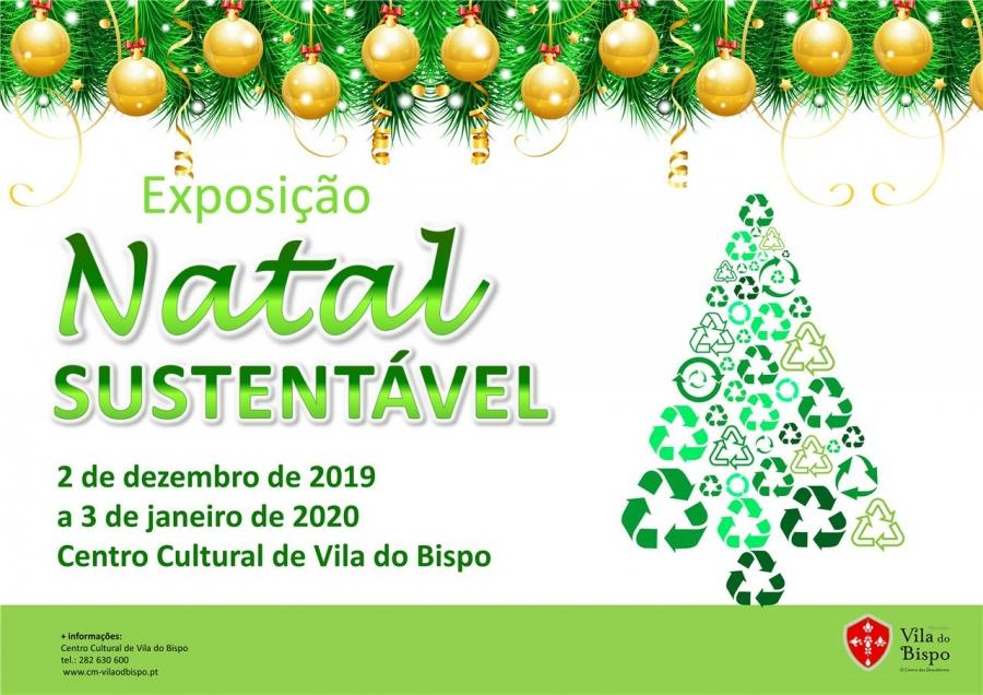 Exposição - 'Natal Sustentável'