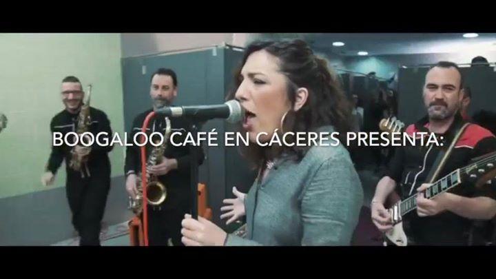The Agapornis concierto en Boogaloo Cáceres