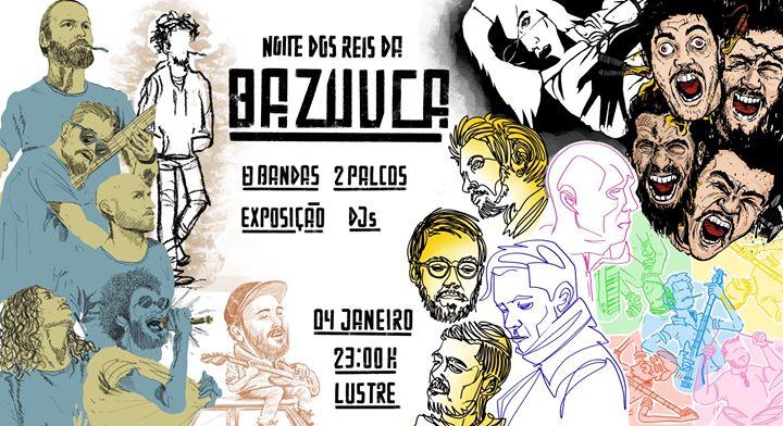 Noite dos Reis da Bazuuca 2020