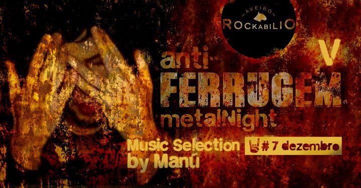 Anti-FERRUGEM // MetalNight V