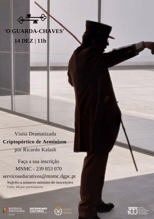 'O Guarda-Chaves' | Visita dramatizada