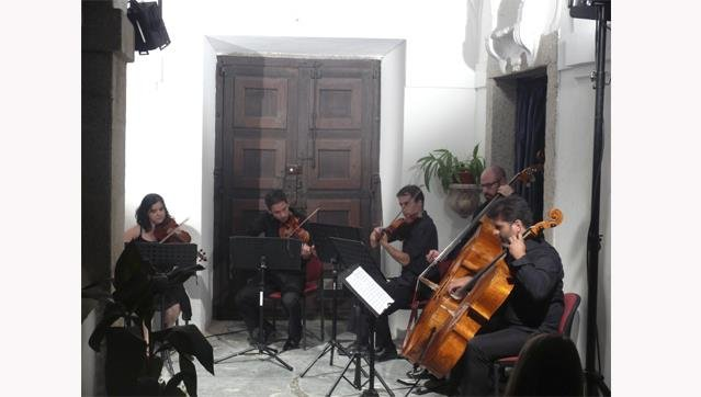 Quinteto de Cordas