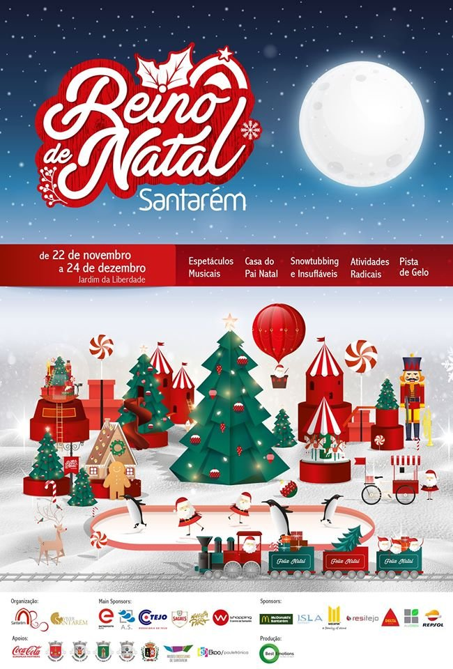 Reino de Natal l Noite de Magia com Manuel Barata