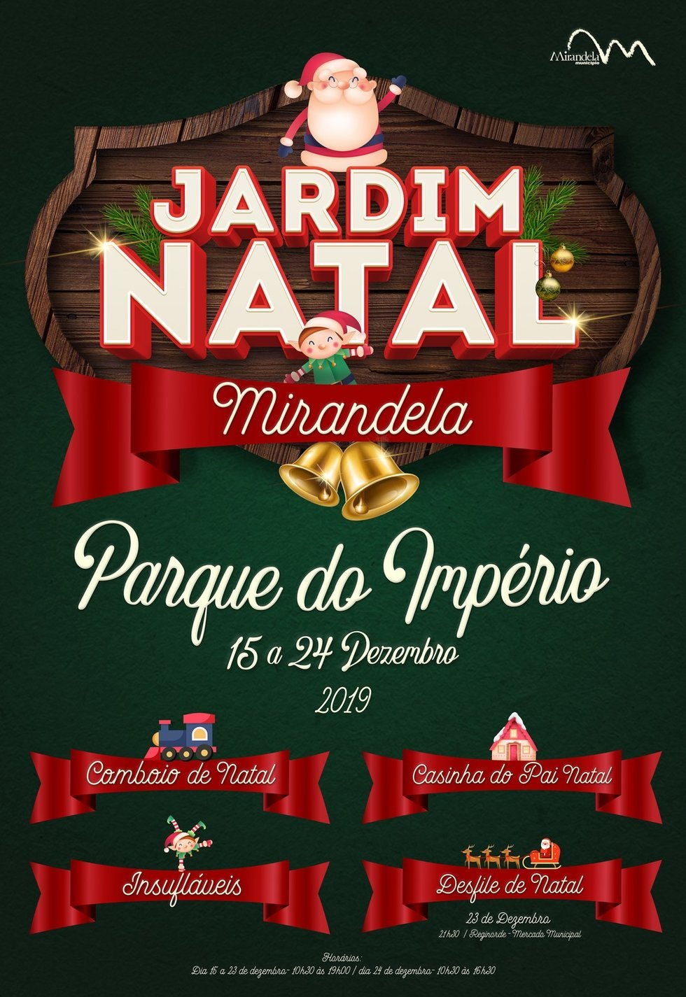 Jardim Natal 2019