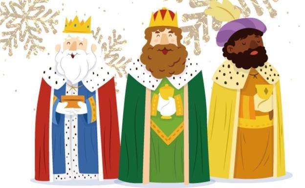 Gran Bienvenida a los Reyes Magos en la Concatedral de Santa María