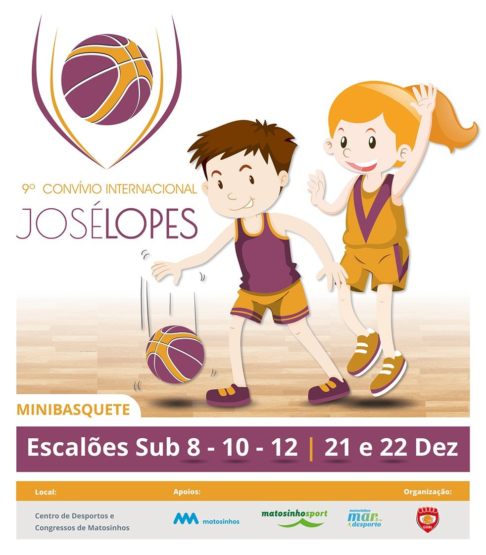 9.º Convívio Internacional José Lopes