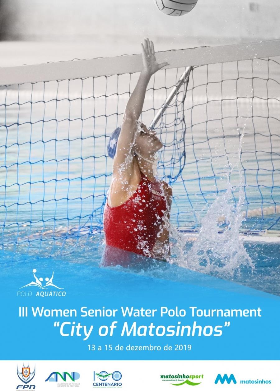 III Women Senior Water Polo Tournament
