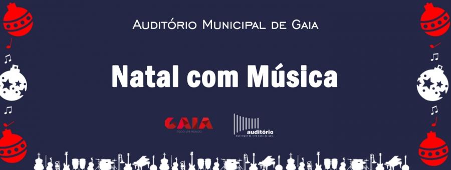«Os mais famosos temas de Natal» Academia de Música de Vilar do Paraíso