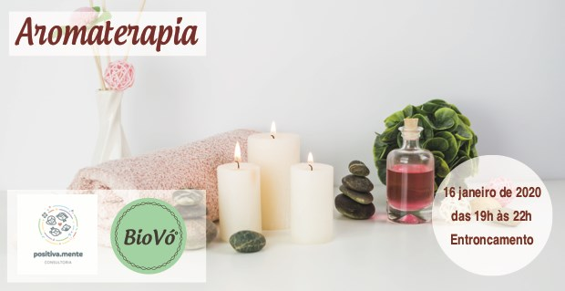 Workshop de Aromaterapia