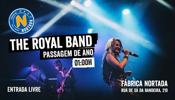 Passagem de Ano - The Royal Band