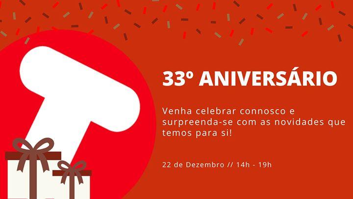 33º Aniversário