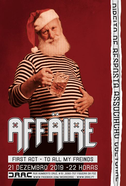 Affaire + To All My Friends