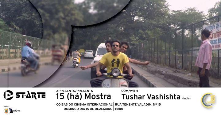 15 (há) mostra - Coisas do Cinema Internacional da Índia