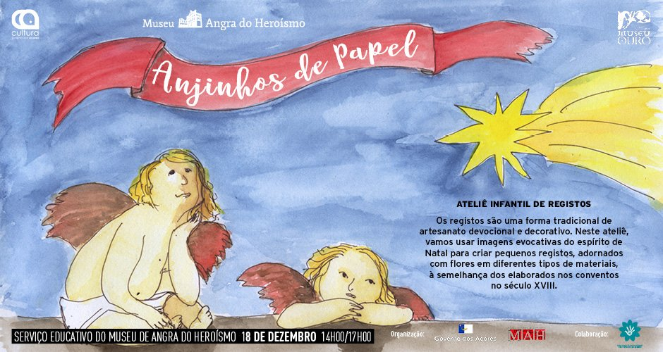 Anjinhos de Papel | Ateliê Infantil de Registos