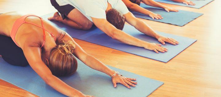 Yoga para Iniciantes - Oficina de Introdução