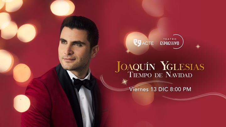Joaquín Yglesias: Tiempo de Navidad