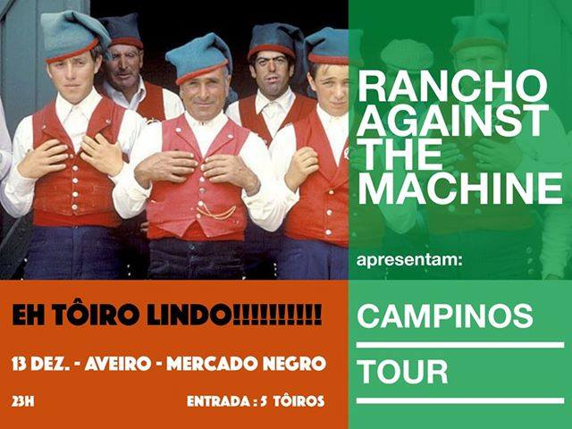 Rancho Against The Machine