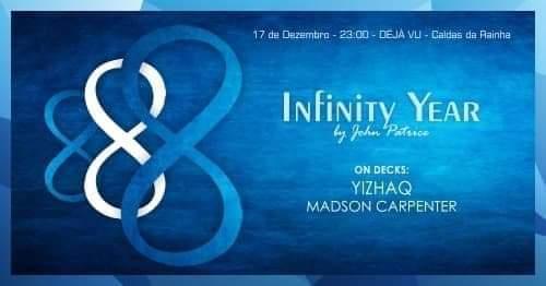 Infinity Year ∞ BdayJohn Patrice