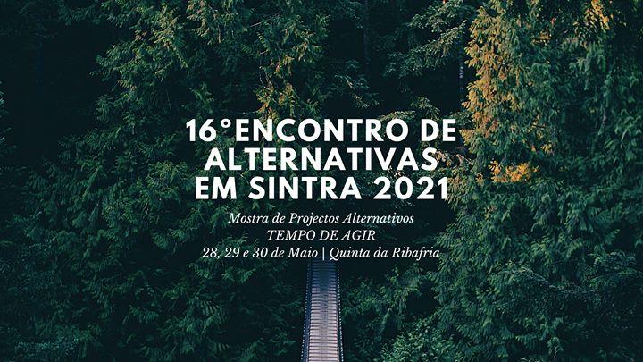 16.º Encontro de Alternativas em Sintra 2021