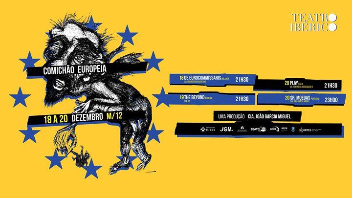 Comichão Europeia