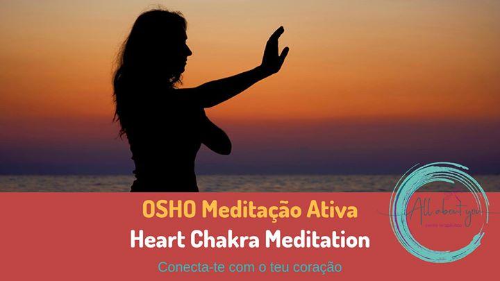 OSHO Meditação Ativa: Heart Chakra Meditation