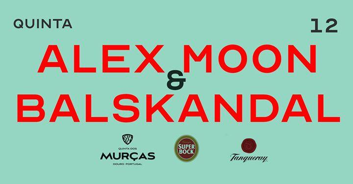 Alex Moon & Balskandal