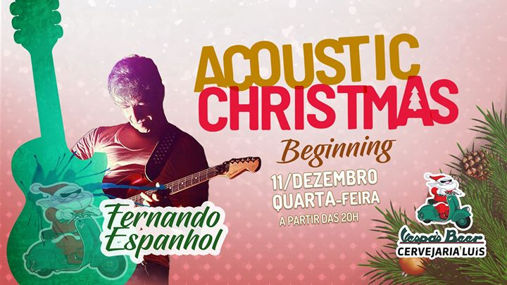 Acoustic Christmas Beginning • Fernando Espanhol