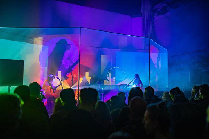 Moon Duo apresentam 'The Lightship' ⟡ ZDB no B.leza