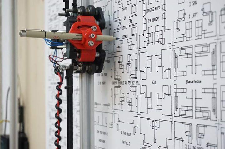 Desenho com máquina - Workshop introdutório à plotter