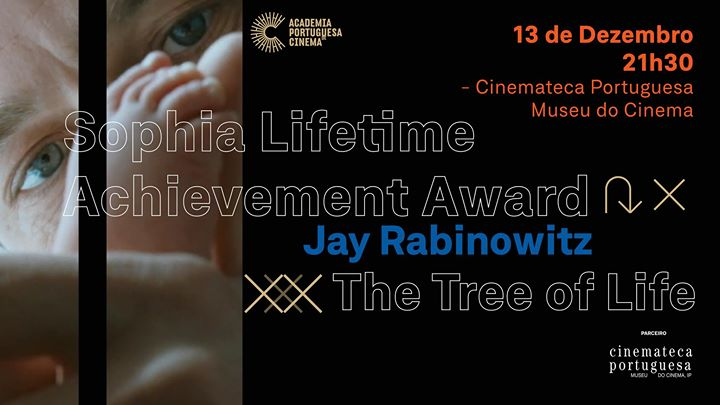 Sophia Lifetime Achievement Award - Jay Rabinowitz