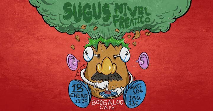 Sugus + Nivel Freático / 18 Enero 2020 / Cáceres
