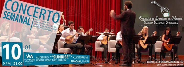 Concerto Semanal OBM | 10.01.2020