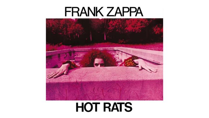 Música Assistida #1 - Frank Zappa - Hot Rats