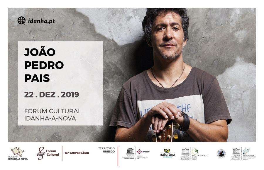 Concerto Acústico | João Pedro Pais