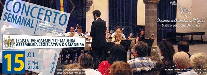 Concerto Semanal OBM | 15.01.2020