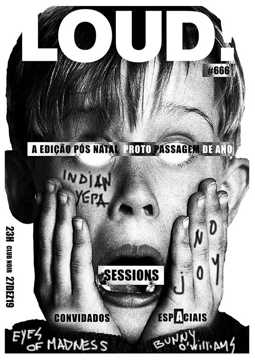LOUD! Sessions + Twisted Sisters at Club Noir